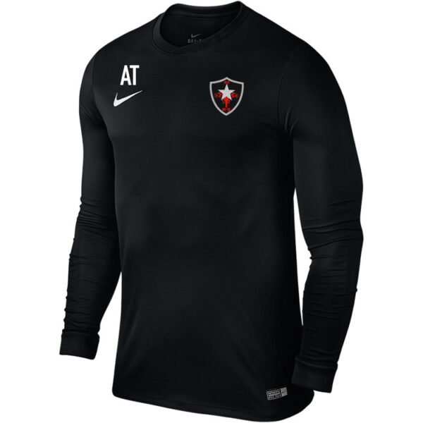 HDFC Shirt Black
