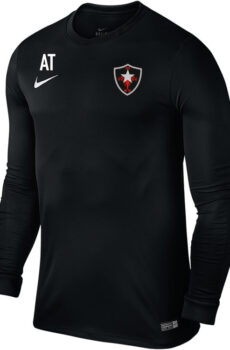 Black HDFC shirt