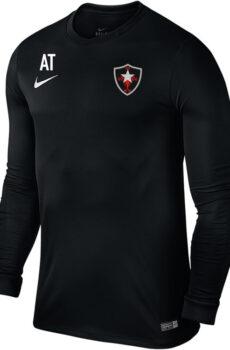 Black HDFC shirt